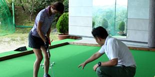 ゴルフスクールのイメージ
